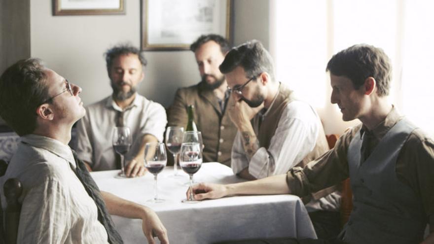 La banda catalana Mishima debuta en el Palau con 'Ara i Res'