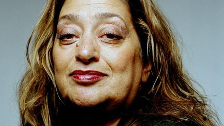 Zaha Hadid fallece a los 65 años