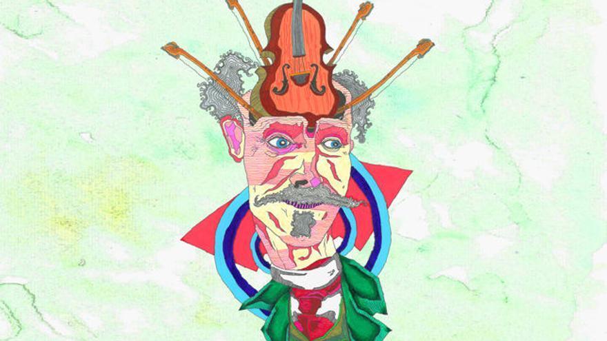 Jesús de Monasterio, maestro de violinistas