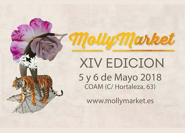 Cartel XIV edición del Molly Market