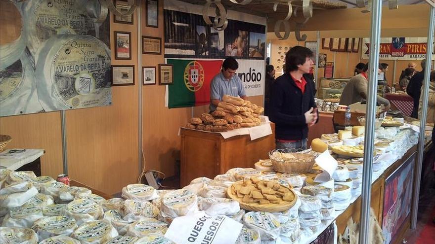 La Feria del Queso de Trujillo bate récord de visitantes con 190.000 personas