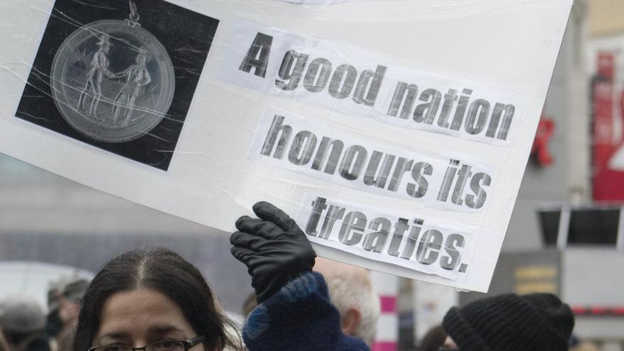 Tribunal duplica el número de personas consideradas indígenas en Canadá