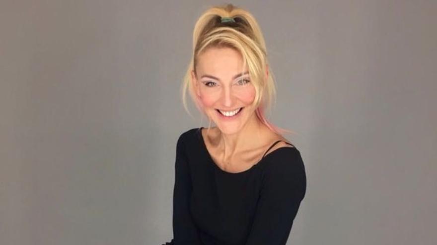 La creadora escénica y activista Roma Calderón
