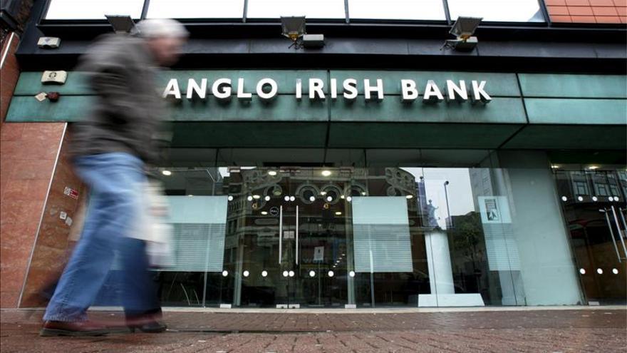 El juicio contra tres altos cargos del Anglo Irish Bank  se retrasa hasta 2014