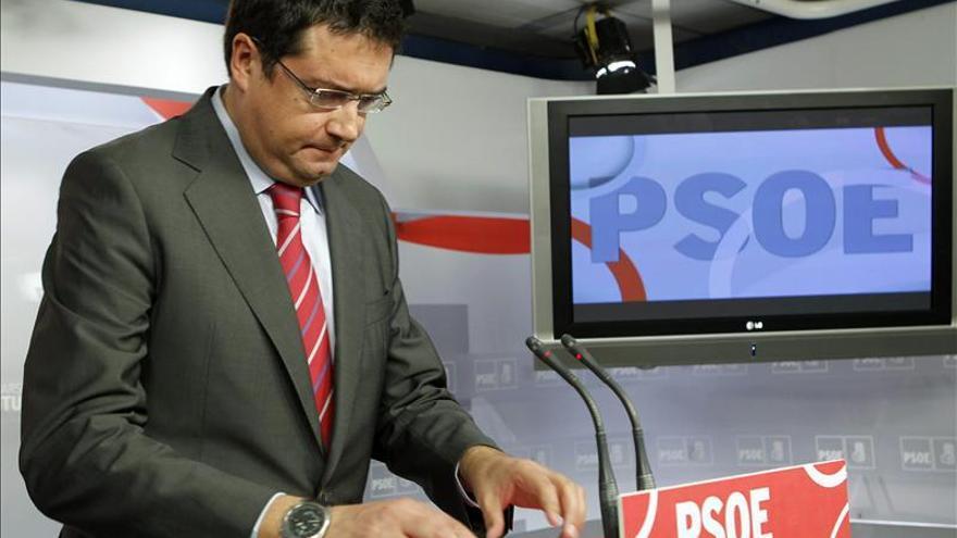La Ejecutiva del PSOE rechaza la dimisión de Óscar López por el caso Ponferrada