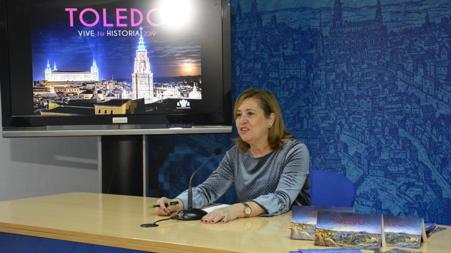 La concejala de Turismo, Rosana Rodríguez / Ayuntamiento de Toledo