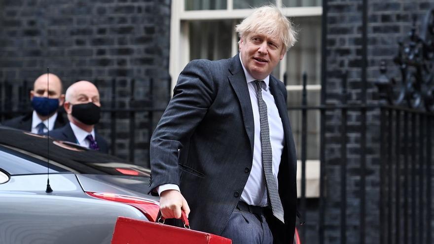 """Boris Johnson pide un """"cambio cultural"""" para erradicar la violencia contra la mujer"""