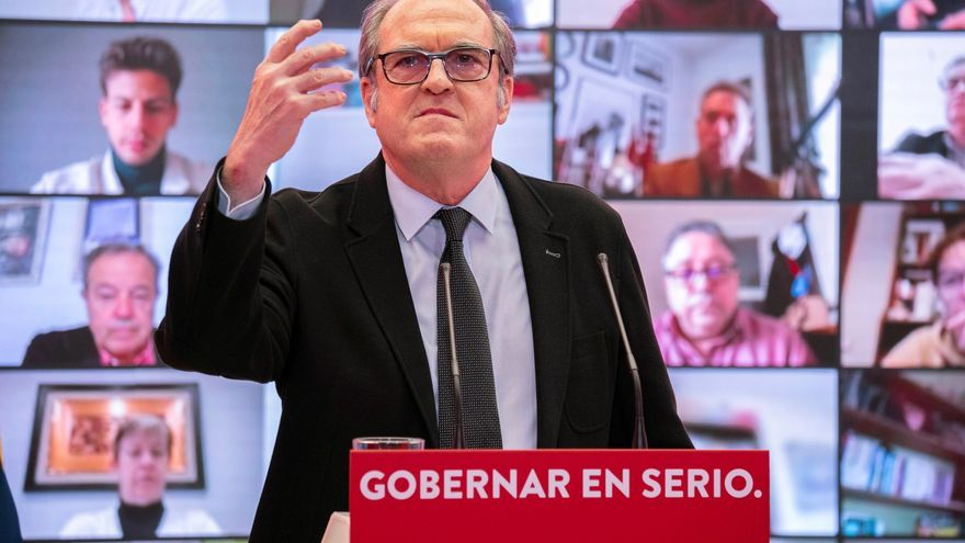 """Gabilondo advierte de que Madrid está ante una """"emergencia democrática"""""""