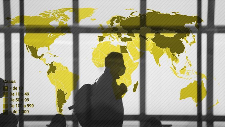 El virus con epicentro en Wuhan amenaza con extenderse a otros 47 países del mundo.