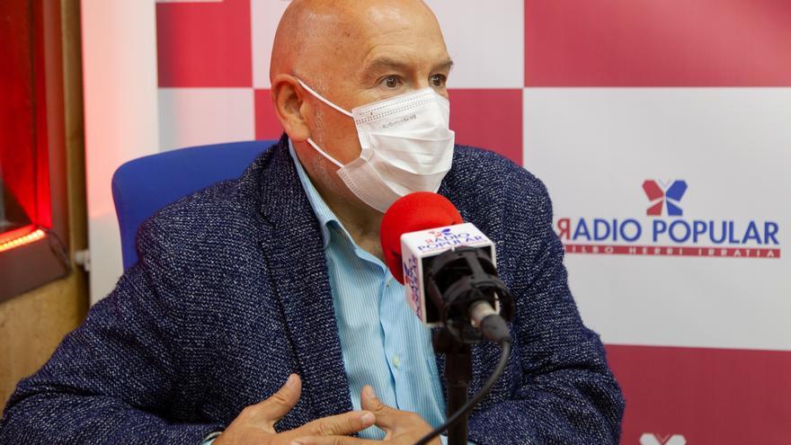 El parlamentario del PNV Iñigo Iturrate