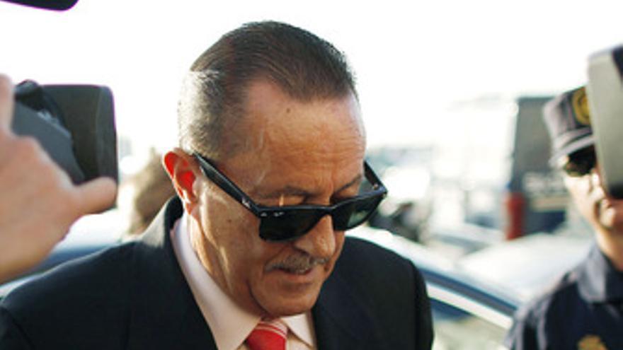 Julián Muñoz acude al juzgado