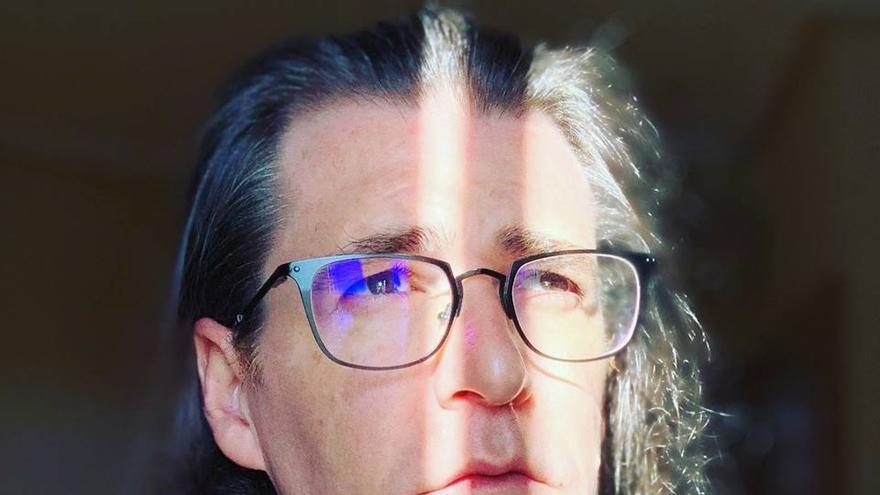 García Villarán, crítico de arte y youtuber /foto: FB