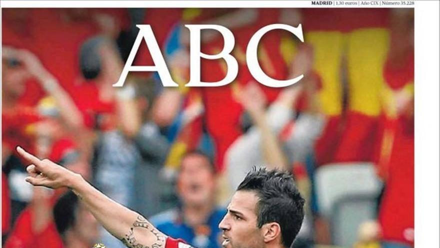 De las portadas del día (11/06/2012) #6