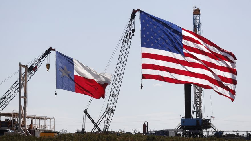El petróleo de Texas abre con una bajada del 0,17 %, hasta 75,12 dólares