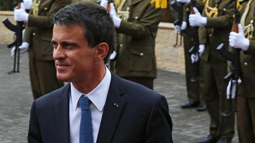 """Valls: """"Los franceses vivimos una especie de depresión nacional"""""""