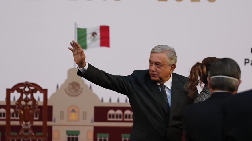 López Obrador dice que cumplió 97 de sus 100 promesas a dos años de Gobierno