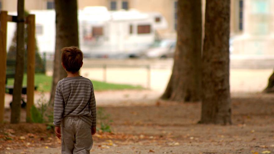 El Estado no ha diseñado protocolos específicos para los menores huérfanos por violencia machista \ PotironLight - Compfight