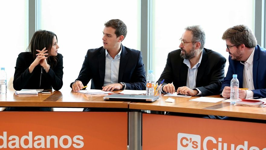 La dirección de Ciudadanos quiere defender la igualdad y la legalidad en Cataluña y ofrecer una alternativa reformista