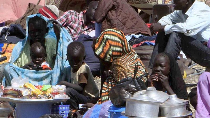 Secuestrados siete cooperantes en Sudán del Sur, según autoridades regionales
