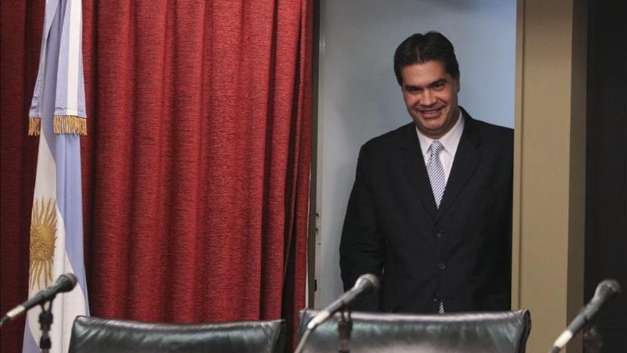 El Gobierno argentino acusa a empresarios de perjudicar a la economía