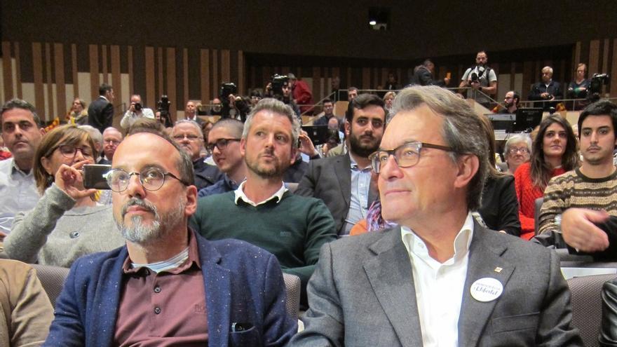 """Campuzano (CDC) pide buscar """"otra mayoría"""" en Catalunya o repetir elecciones autonómicas"""