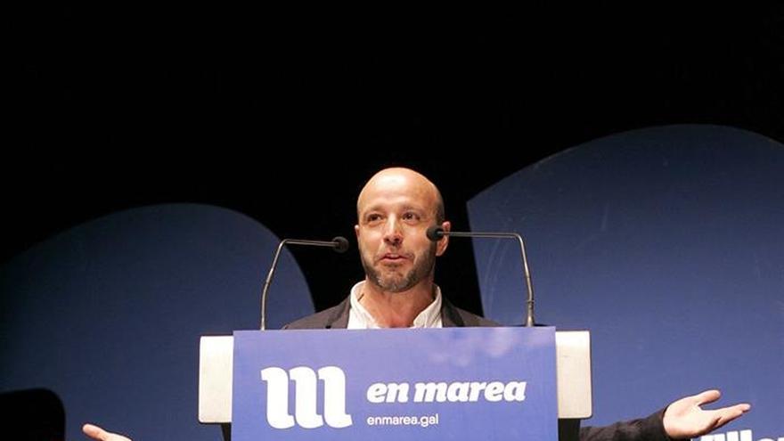 Luis Villares (En Marea): Hay que darle una lección a la troika en Galicia