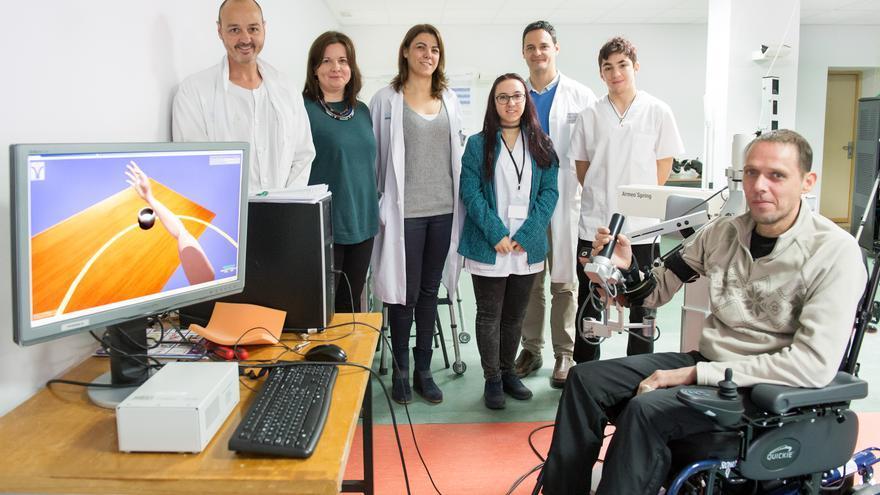 En Parapléjicos investigan los resultados del Armeo Spring, un exoesqueleto para pacientes con lesiones neurológicas