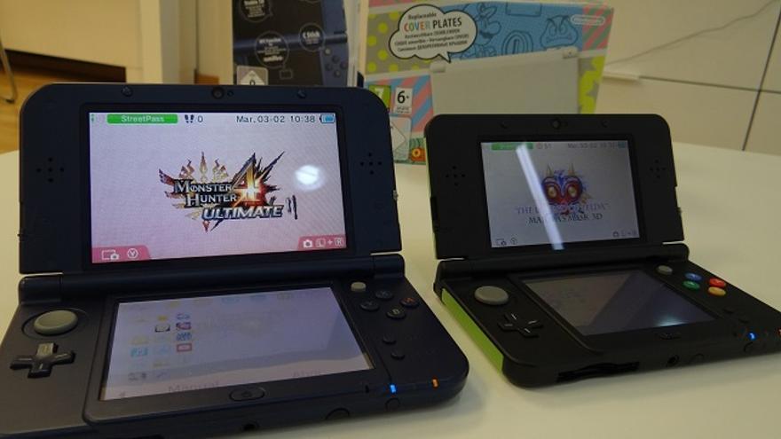 Un 3d Sin Gafas Muy Estable Marca La Salida De New Nintendo 3ds