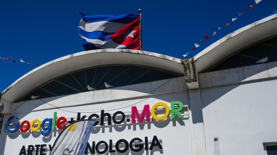 La llegada de internet a la isla ha permitido que surjan nuevos proyectos (Foto: Pablo Bejerano)