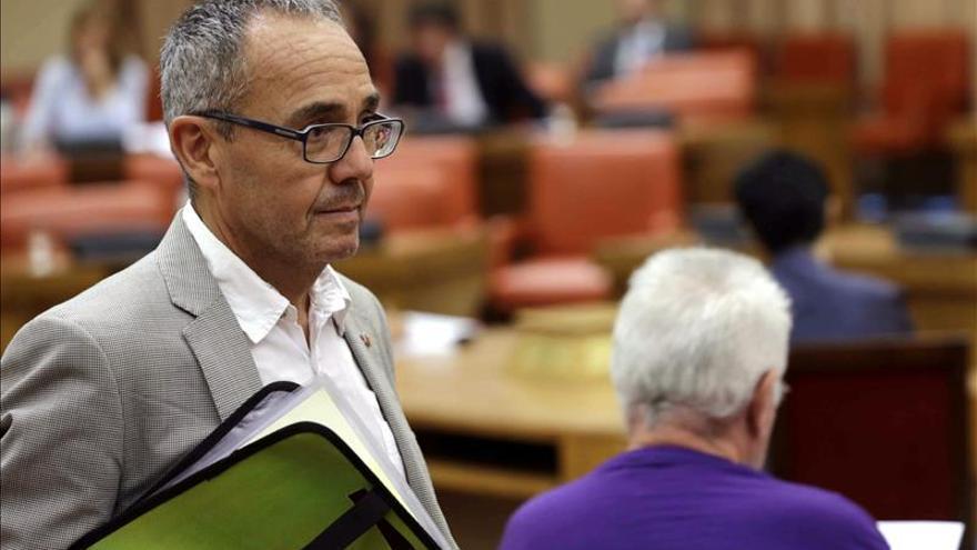Joan Coscubiela será el portavoz de Catalunya Sí que es Pot en el Parlament