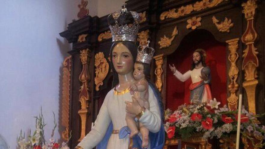 Virgen del Paso, Alajeró (La Gomera)