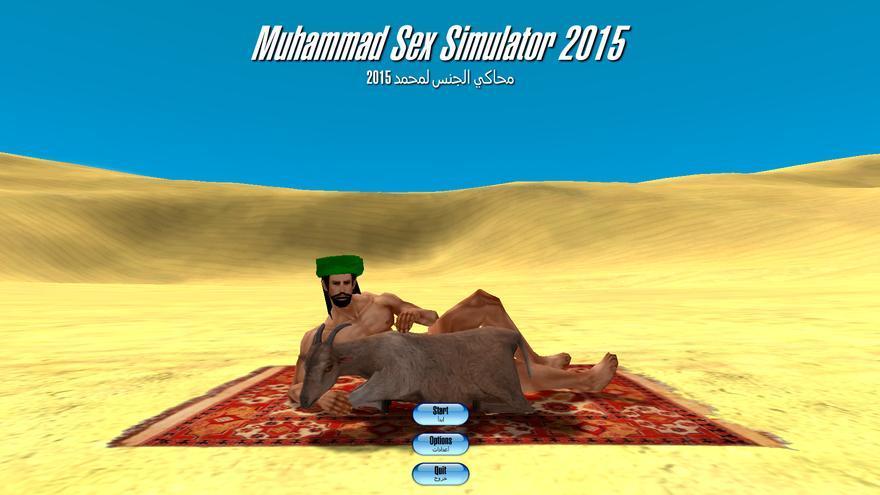 Muhammad Sex Simulator 2015