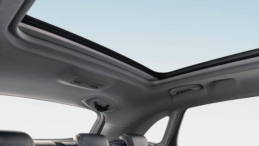 La modularidad interior, uno de los puntos fuertes del nuevo Opel Crossland X.