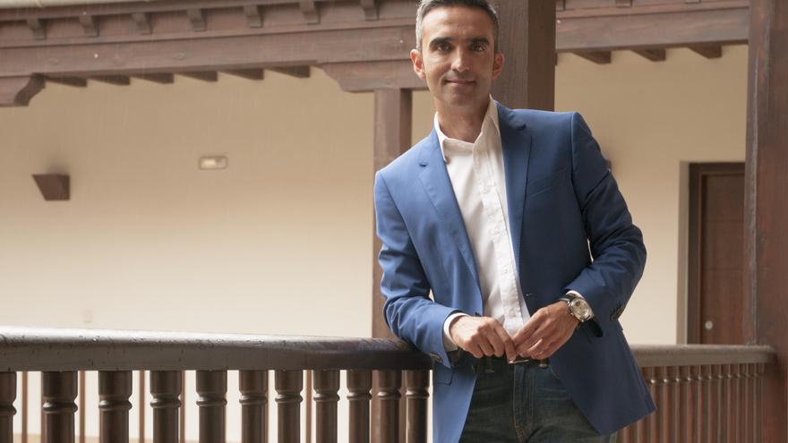 El candidato a liderar el PSOE de Madrid Eusebio González Jabonero
