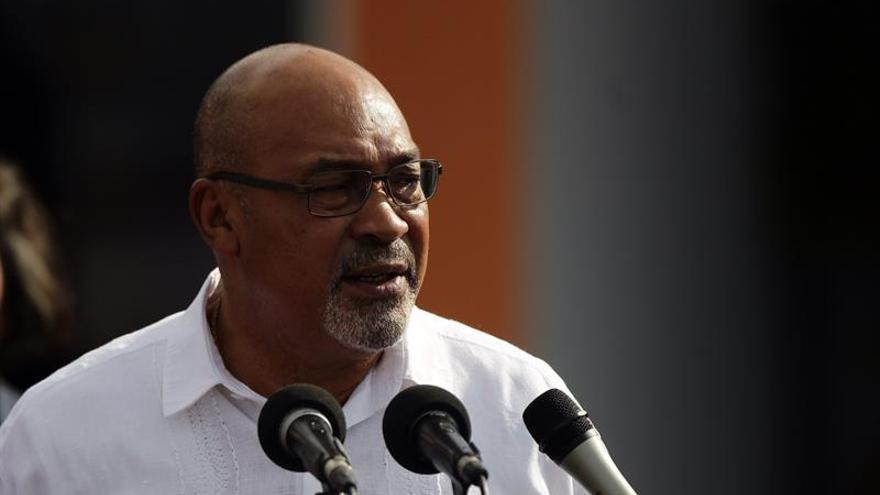 El presidente de Surinam felicita a Nicaragua por aniversario de la revolución