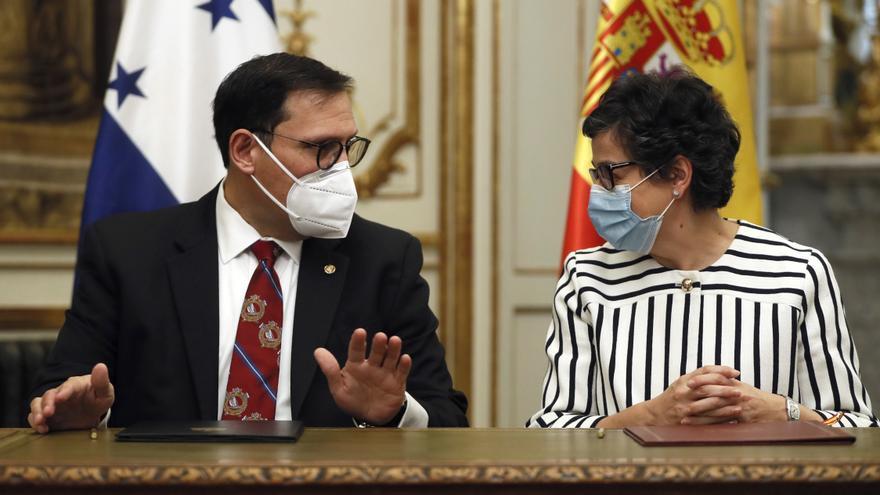 España y Honduras refuerzan su relación con un acuerdo de migración circular