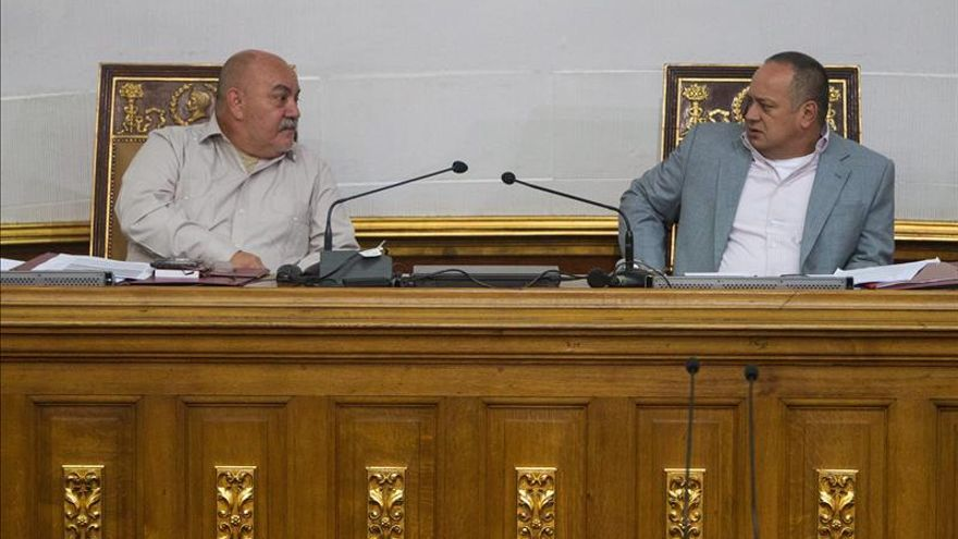Se forma el grupo parlamentario de amistad Venezuela-España