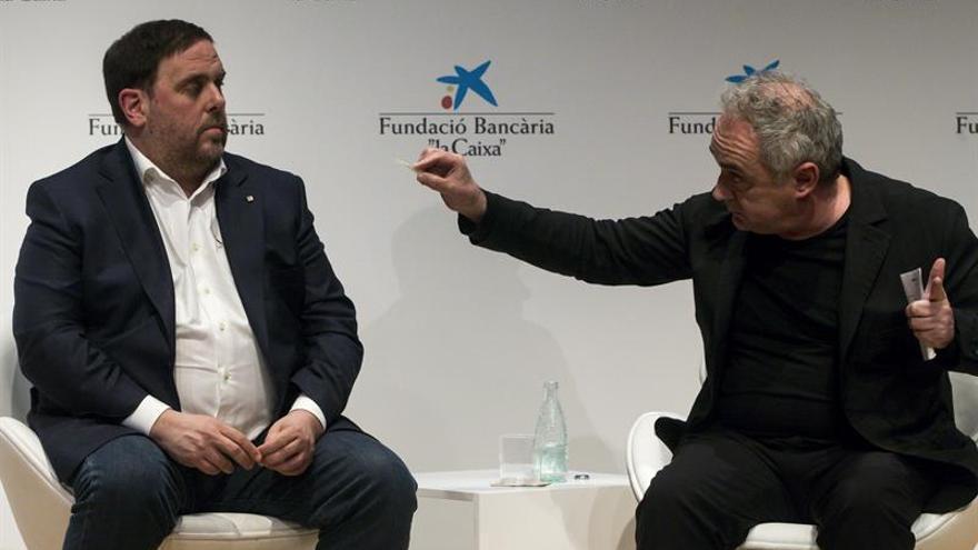 """Ferran Adrià: """"Estamos recogiendo los frutos del Bulli 23 años después"""""""