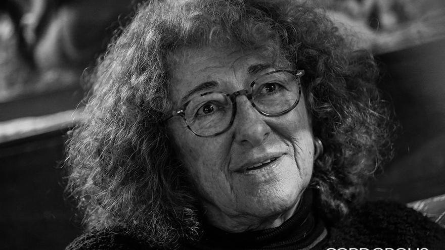 Cristina Bendala | ÁLEX GALLEGOS