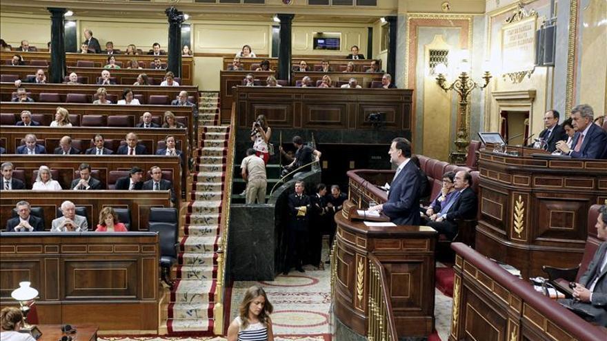 El Congreso debatirá si Rajoy da explicaciones ante el pleno sobre Bárcenas