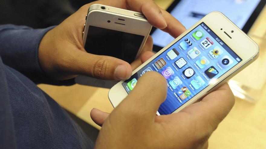Apple vende 5 millones de iPhone 5 en sus primeros tres días en el mercado