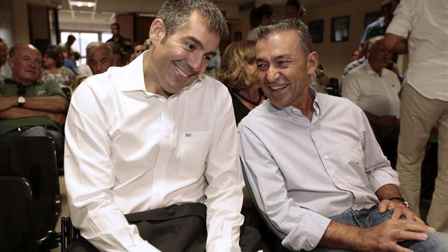 Paulino Rivero renuncia a ser candidato de CC a presidir el gobierno de Canarias