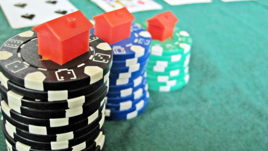 Una partida de póquer. Foto: Flickr / Images Money