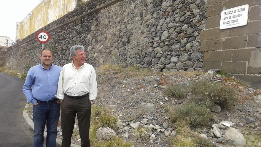El candidato de Nueva Canarias a la Alcaldía de Las Palmas de Gran Canaria, Pedro Quevedo.