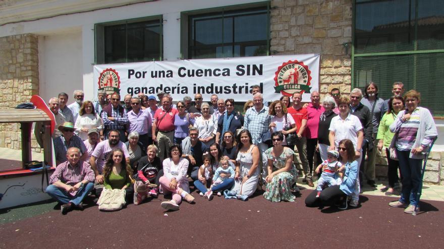 Encuentro celebrado en Cañete FOTO: Pueblos Vivos Cuenca