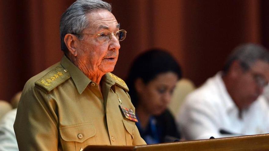 """Raúl Castro afirma que Cuba no merece lecciones """"ni de EE.UU. ni de nadie"""""""