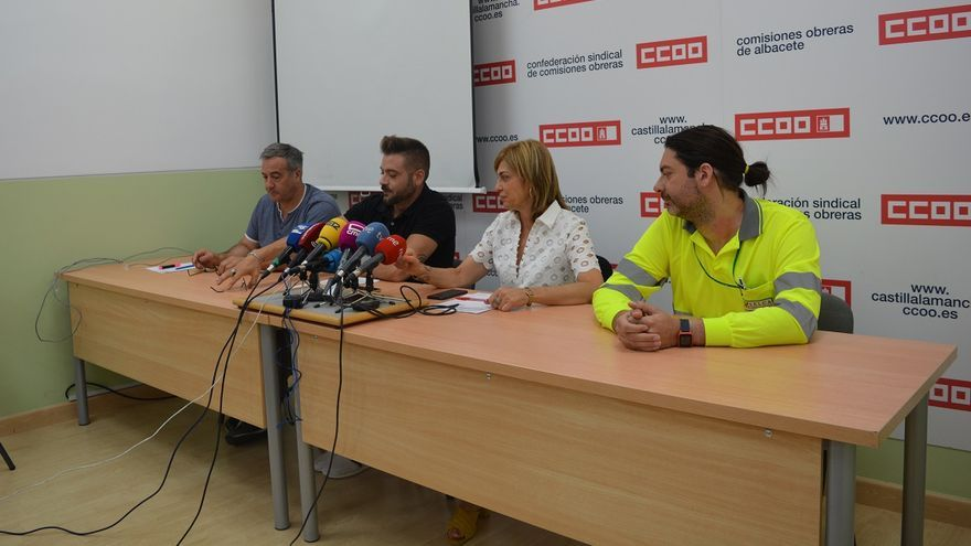 FOTO: CCOO Albacete.