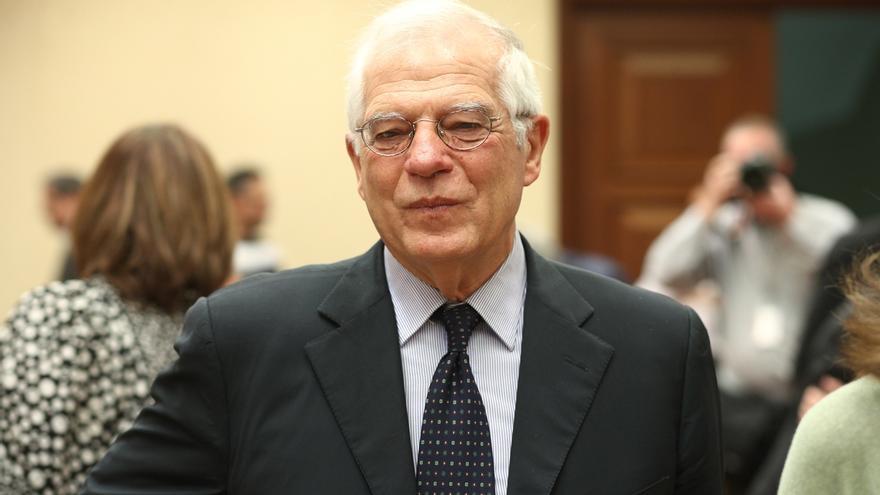"""Borrell: """"No puede ser que Gibraltar sea el tercer territorio con más renta rodeado de una planicie de subdesarrollo"""""""