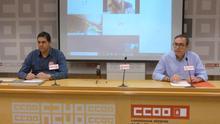"""CCOO y UGT piden """"un gran acuerdo"""" en Castilla-La Mancha: """"No podemos permitirnos que se pierda empleo"""""""