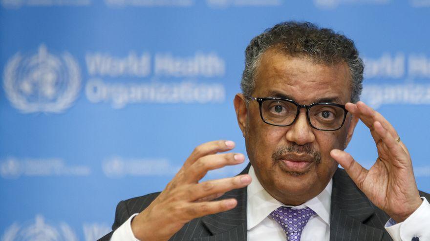 La Organización Mundial de la Salud alerta que la pandemia sigue avanzando por los errores de muchos gobiernos